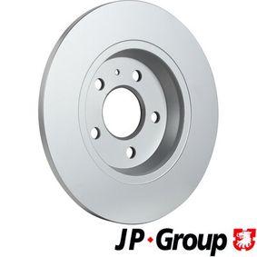JP GROUP Bremsscheibe 8K0615601M für VW, AUDI, SKODA, SEAT bestellen