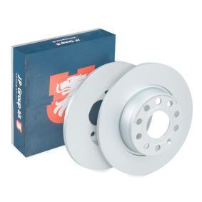 Bremsscheibe JP GROUP Art.No - 1163208000 OEM: 1K0615601AA für VW, AUDI, SKODA, SEAT, PORSCHE kaufen
