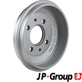 JP GROUP Bremstrommel 4373614 für FIAT, ALFA ROMEO, LANCIA, LADA, ZASTAVA bestellen