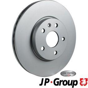 Bremsscheibe JP GROUP Art.No - 1263106700 kaufen