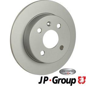 JP GROUP Tarcze hamulcowe 1263202600
