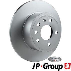 Bremsscheibe JP GROUP Art.No - 1263203100 OEM: 4837027 für OPEL, CHEVROLET, SAAB, VAUXHALL kaufen