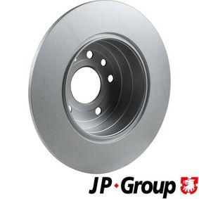 JP GROUP Bremsscheibe 4837027 für OPEL, CHEVROLET, SAAB, VAUXHALL bestellen
