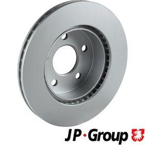 JP GROUP Bremsscheibe A6384210112 für MERCEDES-BENZ bestellen