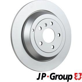 Спирачен диск JP GROUP Art.No - 1363201700 OEM: A1644231212 за MERCEDES-BENZ, DAIMLER купете