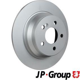 Bremsscheibe JP GROUP Art.No - 1363202900 OEM: A2114230712 für MERCEDES-BENZ kaufen
