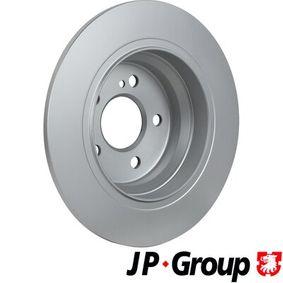 JP GROUP Bremsscheibe A2114230712 für MERCEDES-BENZ bestellen