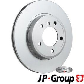 Bremsscheibe JP GROUP Art.No - 1463104300 OEM: 34116855152 für BMW kaufen
