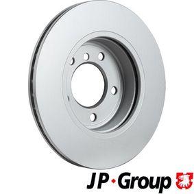 JP GROUP Bremsscheibe 34116766224 für BMW bestellen