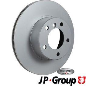 Bremsscheibe JP GROUP Art.No - 1463104700 OEM: 34111164839 für BMW, MINI kaufen