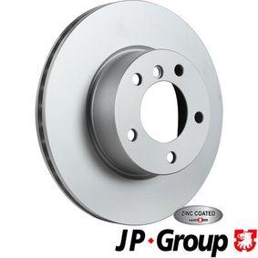 Bremsscheibe JP GROUP Art.No - 1463104800 OEM: 34116854998 für BMW kaufen