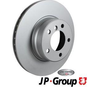 Bremsscheibe JP GROUP Art.No - 1463105000 OEM: 34116764021 für BMW kaufen