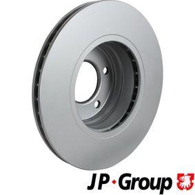 JP GROUP Bremsscheibe 34116764021 für BMW bestellen