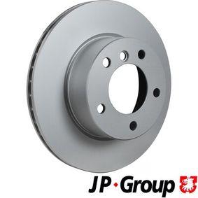 Bremsscheibe JP GROUP Art.No - 1463105600 OEM: 34116764629 für BMW kaufen