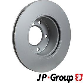JP GROUP Bremsscheibe 34116764629 für BMW bestellen