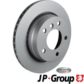Bremsscheibe JP GROUP Art.No - 1463203200 OEM: 34211162315 für BMW, MINI kaufen