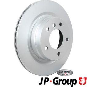 Bremsscheibe JP GROUP Art.No - 1463203900 OEM: 34216792227 für BMW, MINI kaufen