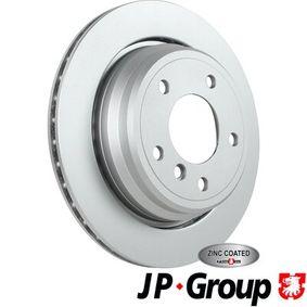 JP GROUP Bremsscheibe 1463204000