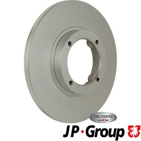 JP GROUP Pedales y cubre pedales 3263100200