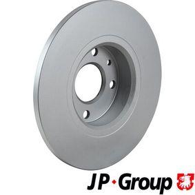 Brake fluid reservoir 3363100300 JP GROUP