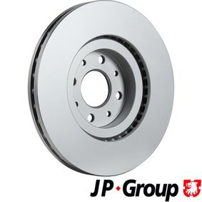 Rotor de distribuidor 3363100900 JP GROUP