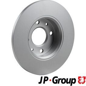 Oil cooler 3363200500 JP GROUP