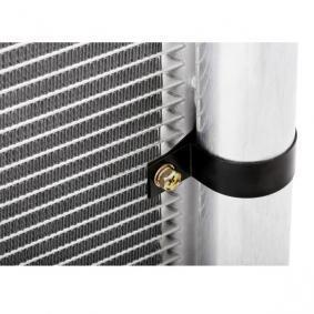 VAN WEZEL Kondensator, Klimaanlage (40005286) niedriger Preis