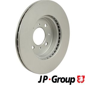 JP GROUP Спирачен диск SDB100600 за HONDA, SKODA, ROVER, MG, ACURA купете
