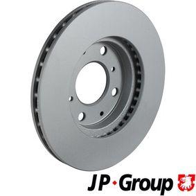 Спирачен диск 3463101200 JP GROUP