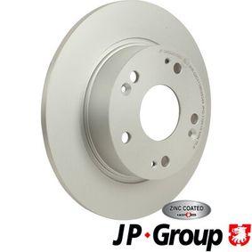 JP GROUP Bujías de incandescencia 3463201000