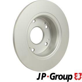 Bujías incandescentes 3463201000 JP GROUP