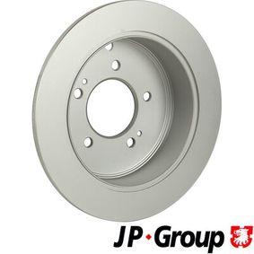 JP GROUP Bremsscheibe 584113A300 für HYUNDAI, KIA bestellen