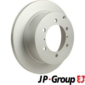 JP GROUP Kit dischi freno 3963200200