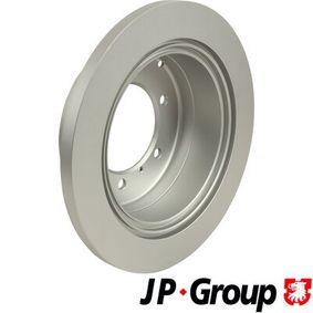 Set dischi freni 3963200200 JP GROUP