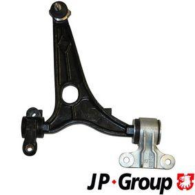 JP GROUP Lenker, Radaufhängung 1497407080 für FIAT, PEUGEOT, CITROЁN, ALFA ROMEO, LANCIA bestellen
