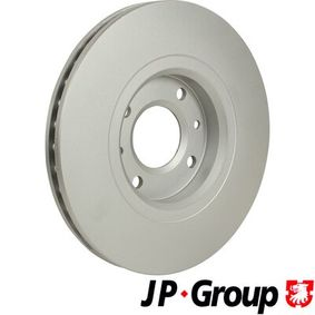 JP GROUP Bremsscheibe E169142 für PEUGEOT, CITROЁN, PIAGGIO, DS, TVR bestellen