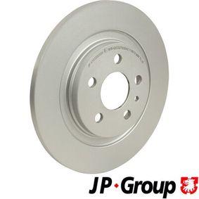Bremsscheibe JP GROUP Art.No - 4163200300 OEM: 4246P4 für FIAT, PEUGEOT, CITROЁN, LANCIA kaufen