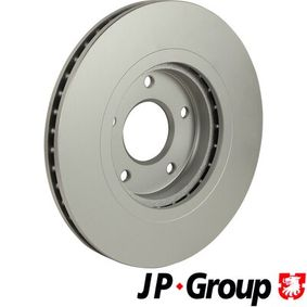 JP GROUP Bremsscheibe 40206JD00A für RENAULT, NISSAN, INFINITI bestellen
