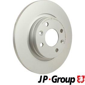 JP GROUP Blattfeder 4363101400