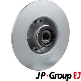 Nachschalldämpfer 4363201300 JP GROUP
