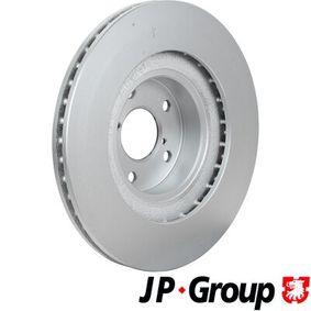 JP GROUP Bremsscheibe 26300FE010 für SUBARU, BEDFORD bestellen