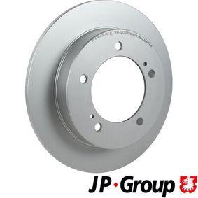 JP GROUP Disco de freno 4763100100