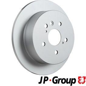 Bremsscheibe JP GROUP Art.No - 4863200500 kaufen