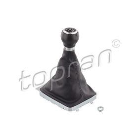 Garnissage de levier de changement de vitesse TOPRAN originales de qualité