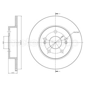 CIFAM Bumper lip (800-232C)