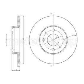 CIFAM Engine oil cooler (800-232C)