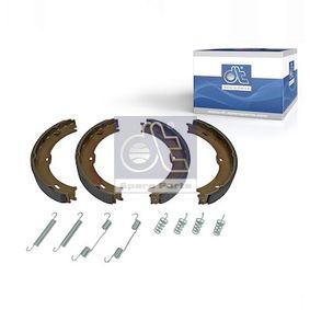 Bremsbacken für Trommelbremse 4.91488 DT