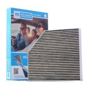 Filter, Innenraumluft MASTER-SPORT Art.No - 2450-IFB-PCS-MS OEM: 8K0819439A für VW, AUDI, SKODA, SEAT, PORSCHE kaufen