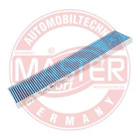 MASTER-SPORT Filter, Innenraumluft 1491752 für VW, AUDI, FORD, SKODA, SEAT bestellen