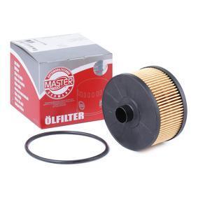 Ölfilter MASTER-SPORT Art.No - 968DK-OF-PCS-MS OEM: A2001800009 für MERCEDES-BENZ, SMART kaufen